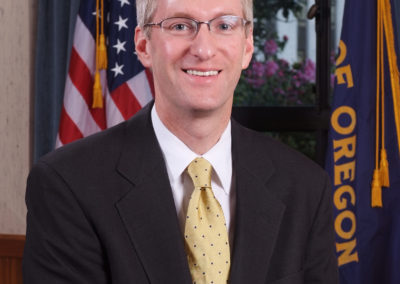 Welcome State Treasurer Ted Wheeler to Hatch tonight!
