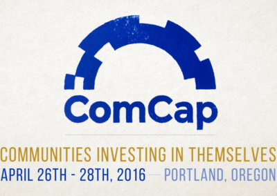 Comcap16's Welcome Panel with Arno Hesse, Amy Cortese, Se-Ah-Dom Edmo and Amy Pearl