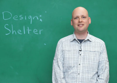 Catching Up with Social Pitch Finalist, Design:Shelter