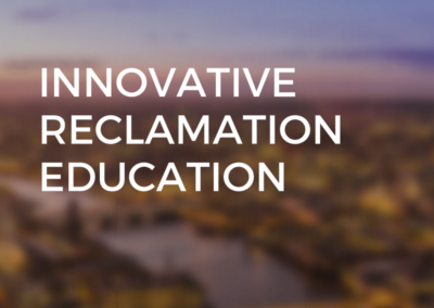 HTF 020: Innovative Reclamation Education
