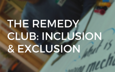 HTF 024: The Remedy Club Inclusion and Exclusion